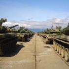 Расейскія танкі ў Абхазіі