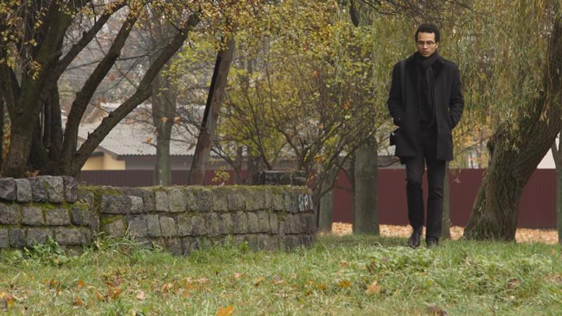 Режиссер Франсуа Конде. Кадр из фильма «Религия миролюбия. Ислам»