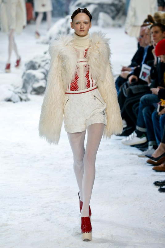 Moncler Gamme Rouge RTW Fall 2016