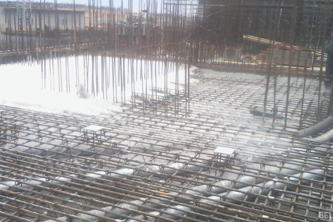 Incident at Astravets NPP construction site: State-run mass