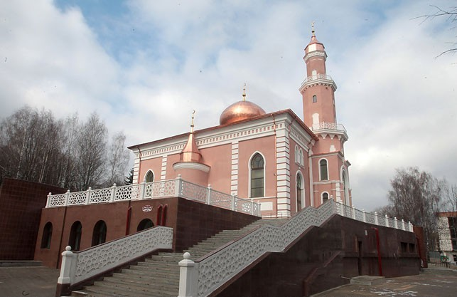 One of the largest in Eastern Europe: Great Mosque built ...
