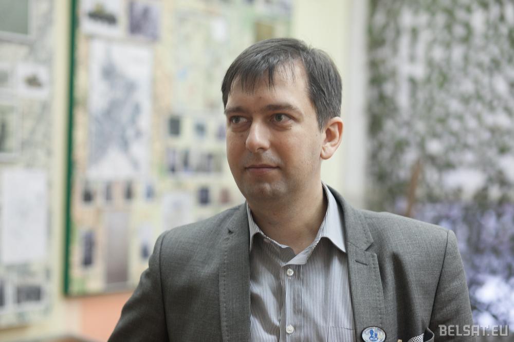 Zmicier Liucik, historyk