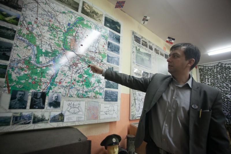 historyk Zmicier Liucik (2)