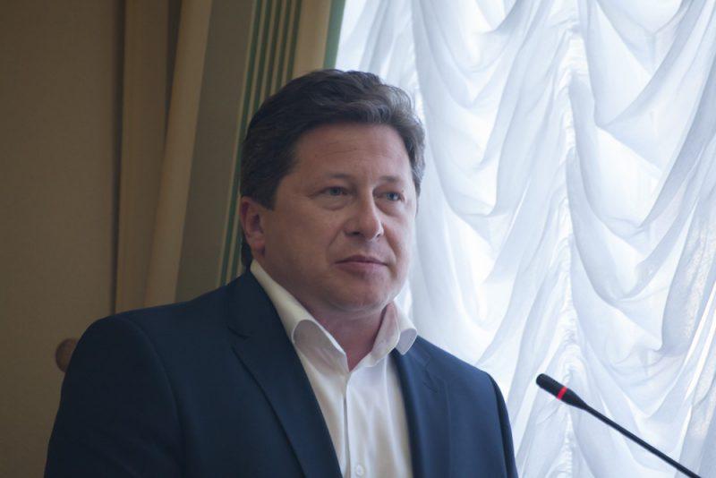 Алег Шафранскі.