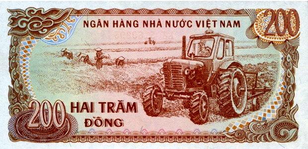 vietnam traktor