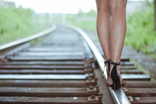 People having sex on trains