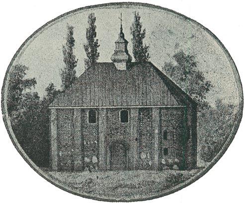 Каложа да разбурэння (1852 г.)