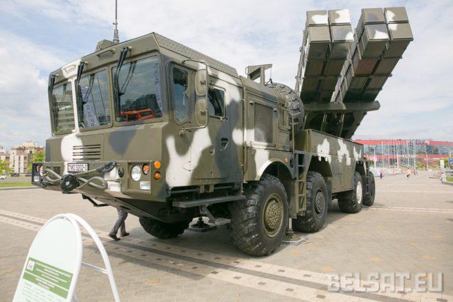 Беларусь увеличила экспорт вооружений до млрд. долларов
