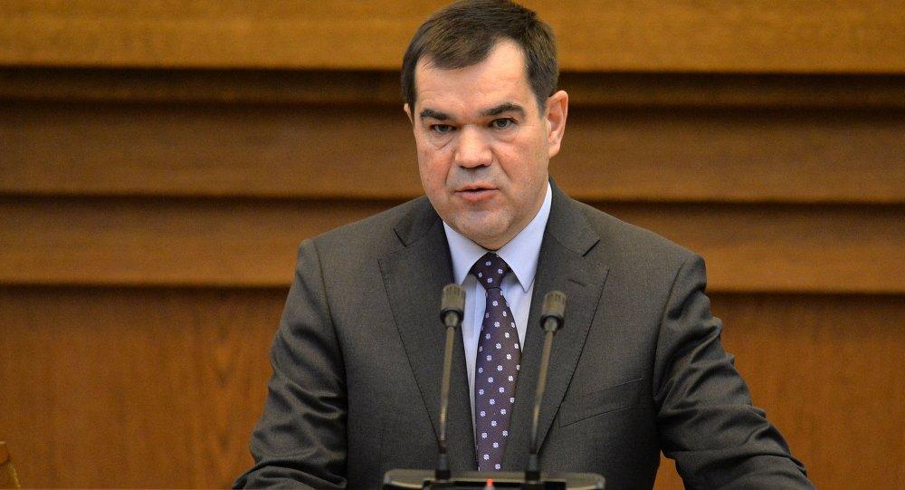 Председатель КГБ Валерий Вакульчик