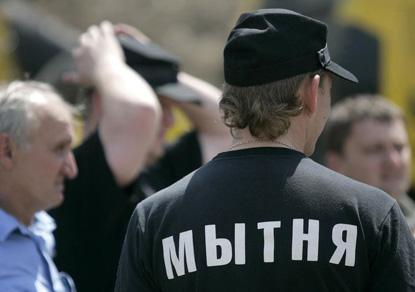 Белорусская таможня «арестовала» на пути в Армению 9,5 тонн ткани на $150 тысяч
