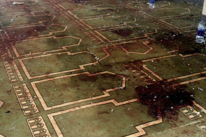Количество погибших выросло до 305— Теракт вЕгипте