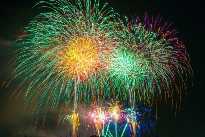 Новогоднее фейерверк-шоу вМинске продлится 15 мин.