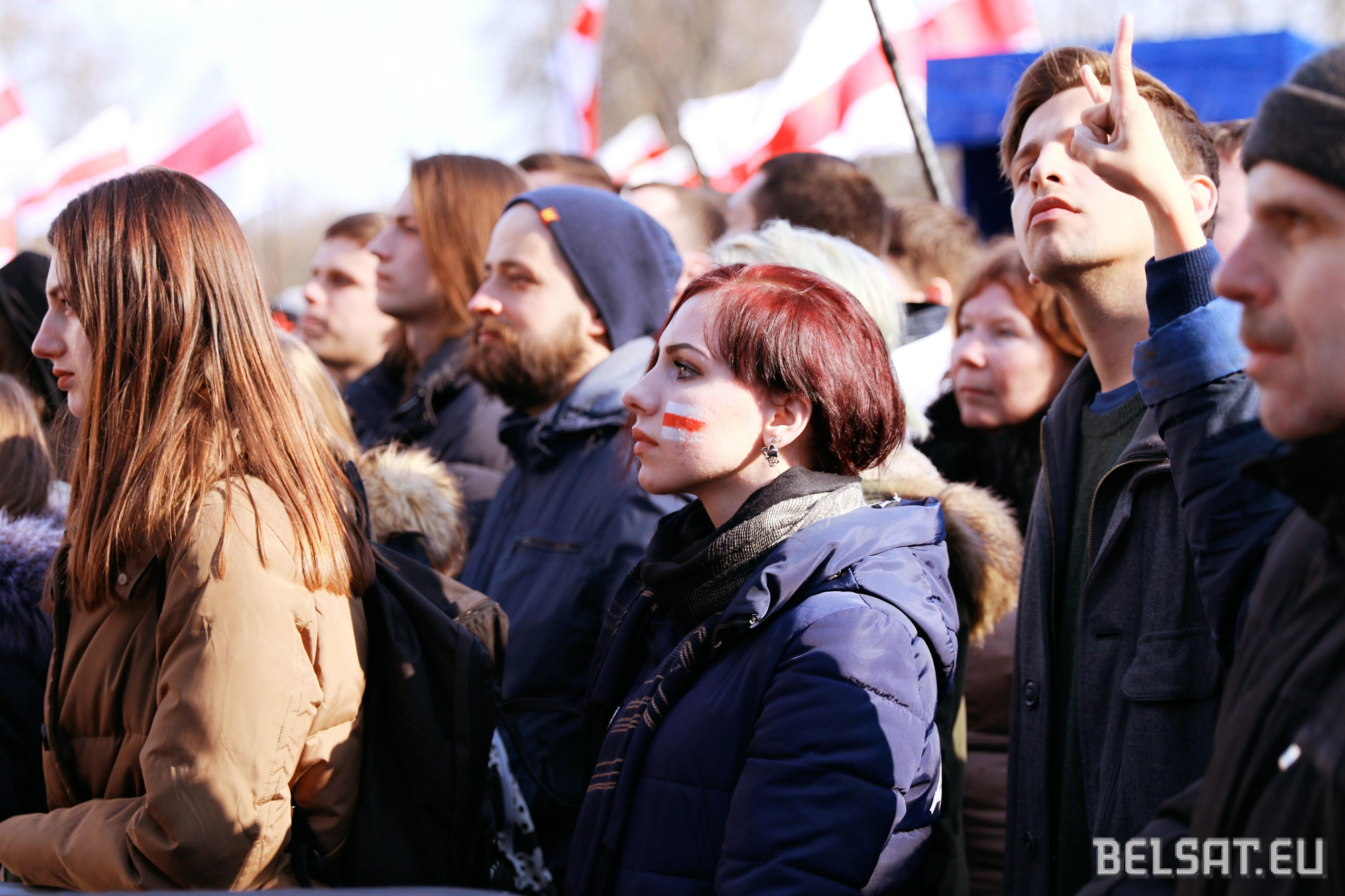As Minsk celebrated the centenary of BNR (photo)