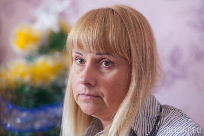«Я хочу увидеть доказательства вины моего сына». Мать-328 из Лиды голодает восьмой день.