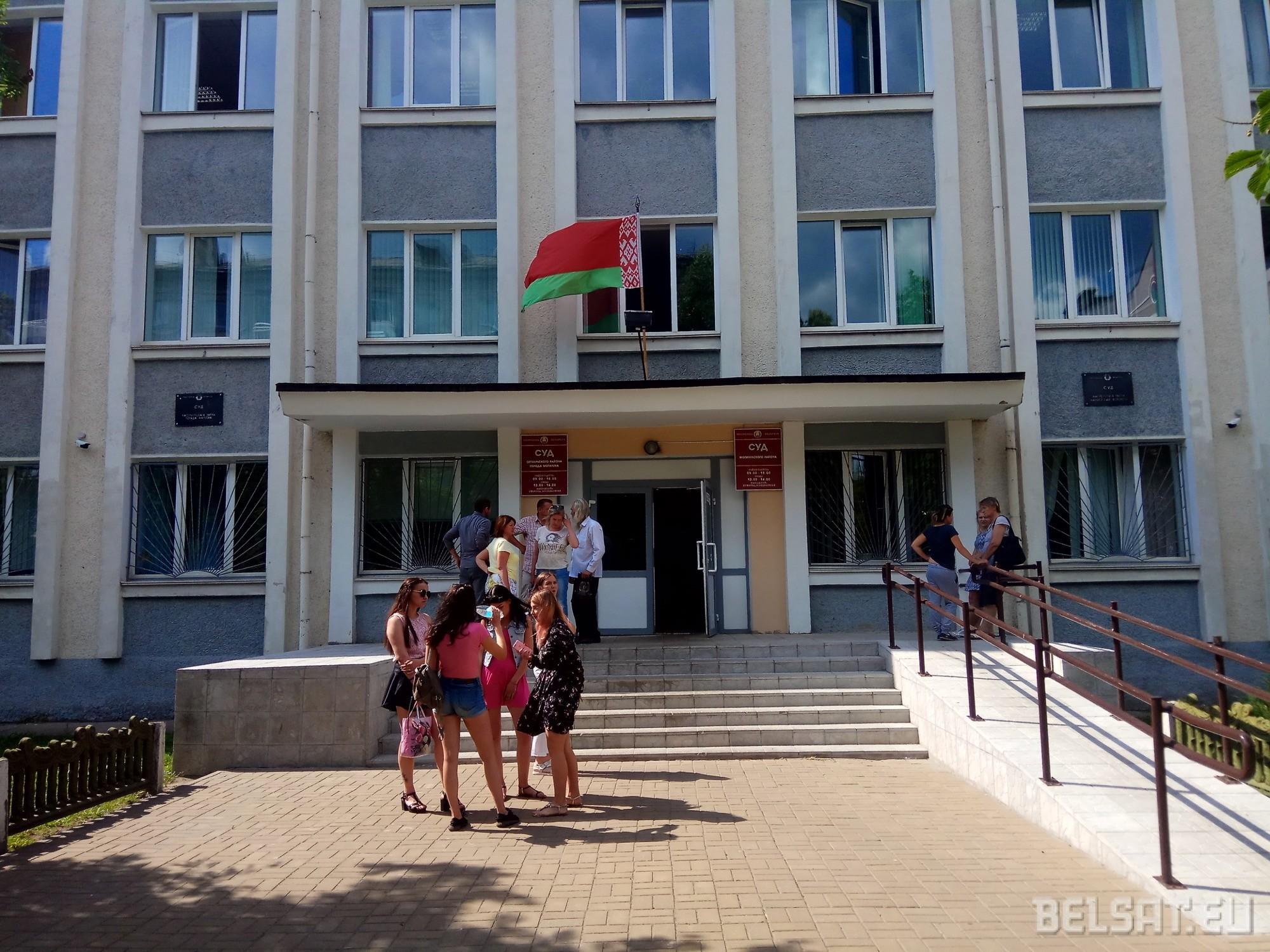 Очередной приговор-328: в Могилеве 18-летней девушке дали 8 лет.