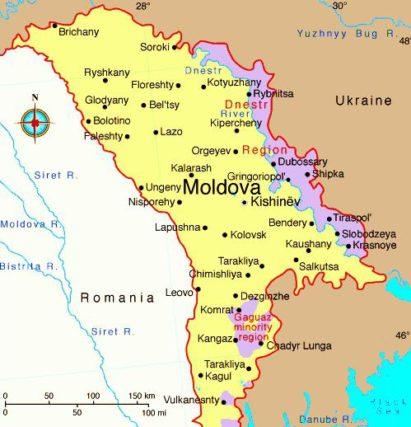 Onz Wzywa Rosje By Wycofala Wojsko Z Naddniestrza A Moskwa Odmawia