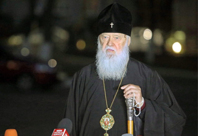 Moscow goodbye: Constantinople promises tomos of autocephaly