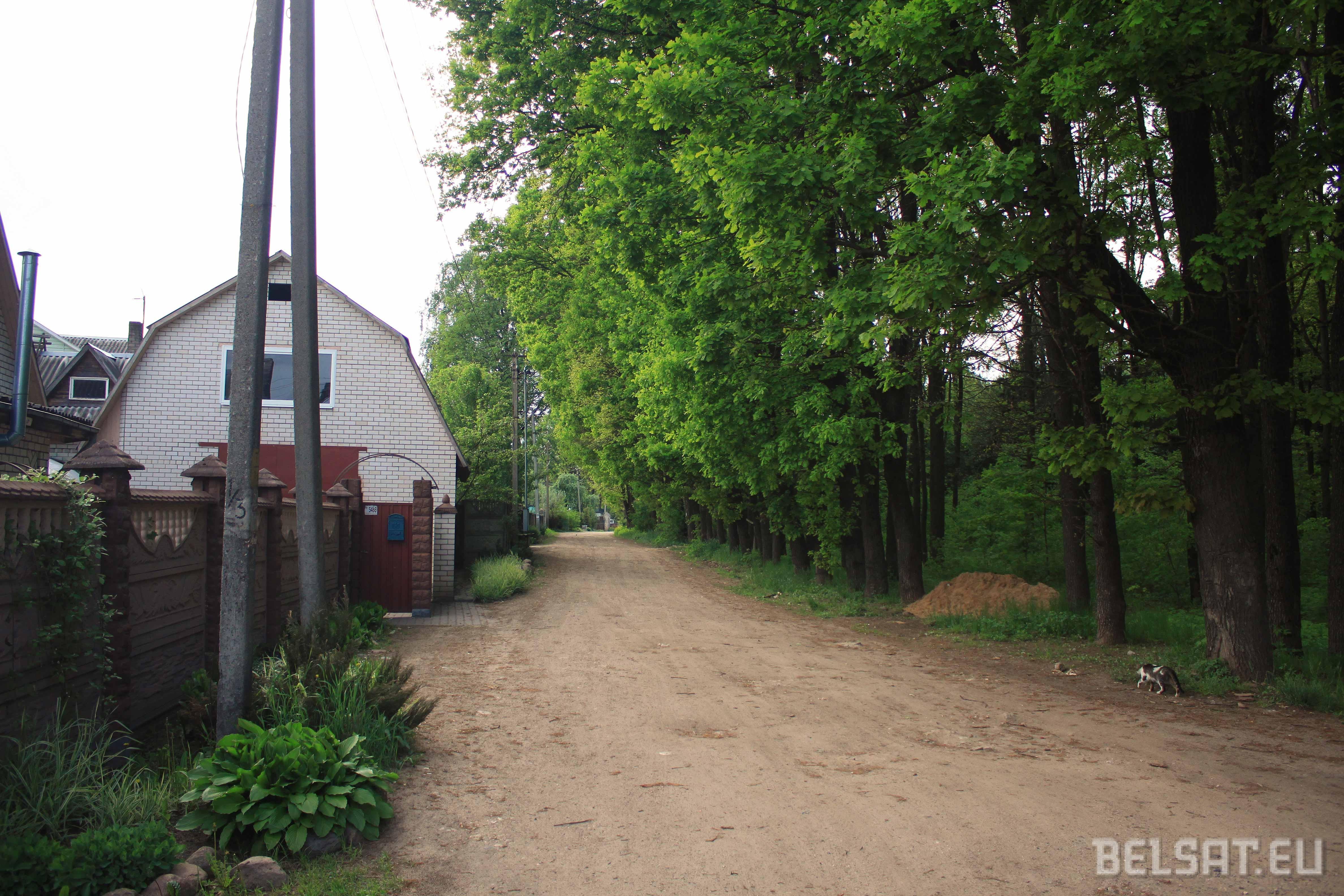 Микрорайон Чапаевка, Могилев. 17 мая 2019. Фото Надежды Гацак