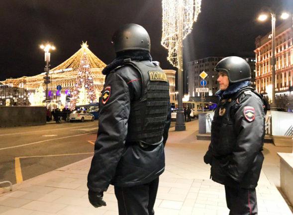 Место нападения. Фото – Artyom Protsyuk / TASS / Forum