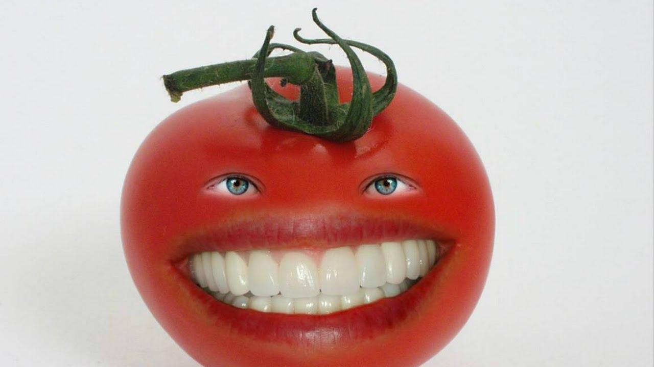 Прикольные картинки про томат